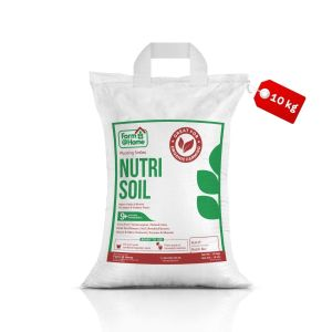 Nutri Soil – 10 Kg |  All Purpose Garden Potting Soil